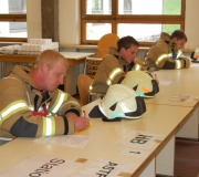 Atemschutzleistungsabzeichen Asla 2014