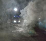 Nachtübung auf der Mieminger Strasse