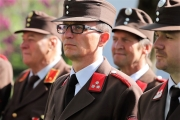 Florianifeier 2018 der Feuerwehr Mieming – Mit Ehrungen und Beförderungen