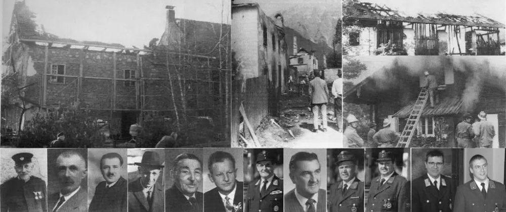 Geschichte der Freiwilligen Feuerwehr Mieming