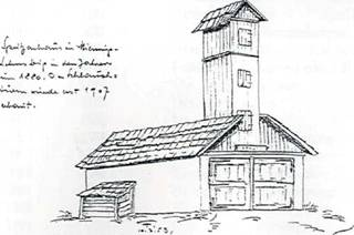 Gerätehaus Alt 1