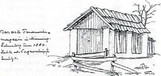 Gerätehaus Alt 2