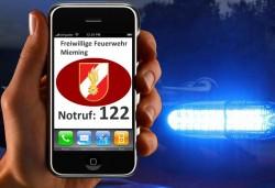 Feuerwehr-Notruf 122 - Diese Nummer kann Leben retten