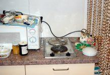 Brandmeldealarm Sozialzentrum – Brennender Toaster, Foto: FF Mieming