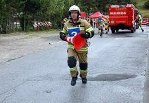 """Üben für die Leistungsprüfung """"technische Hilfeleistung"""" - Standard ist eine gute Leistung, Foto: Freiwillige Feuerwehr Mieming"""