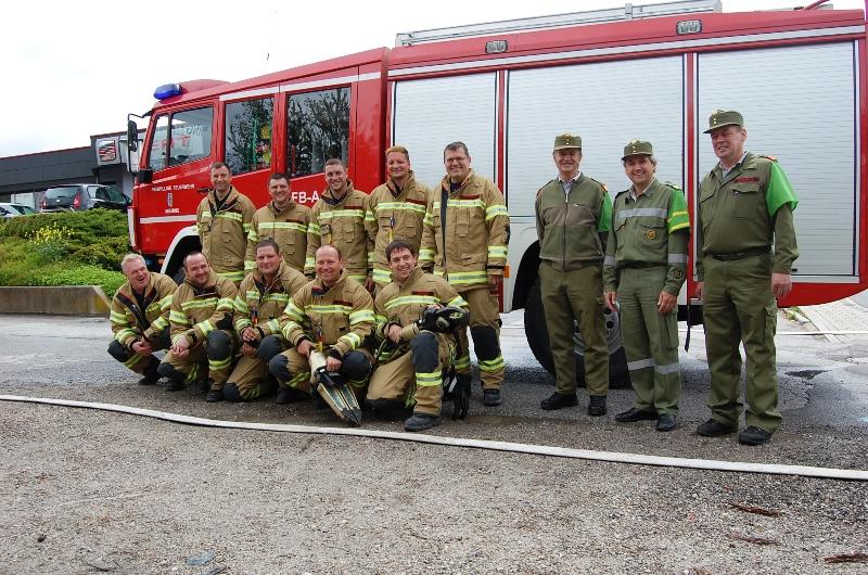 Technisches Leistungsabzeichen in Silber, Feuerwehr Mieming