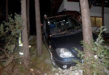 Abend-Einsatz - Hilfeleistung Fahrzeugbergung, Foto: Freiwillige Feuerwehr Mieming