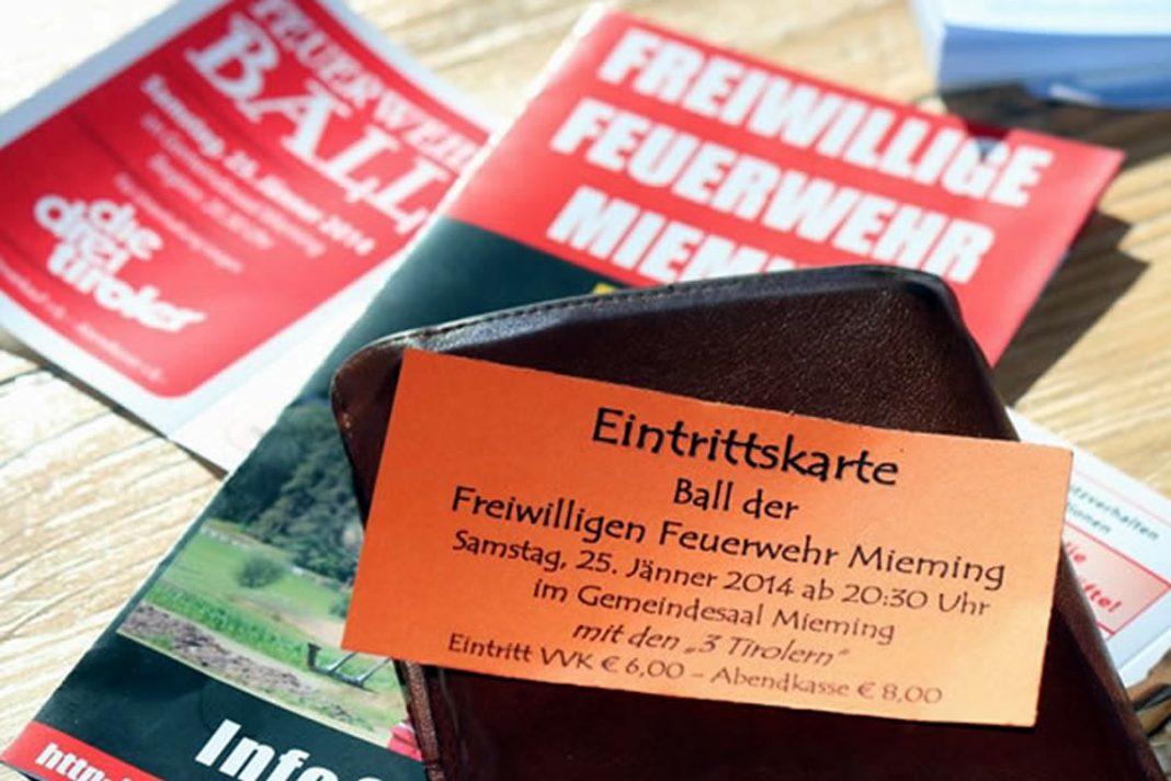 Feuerwehrball 2014 - Das war ein toller Erfolg!, Foto: Markus Dullnig