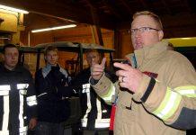 """Frühjahrsübung am Golfplatz - """"Zwei vermisste Personen"""", Foto: Freiwillige Feuerwehr Mieming"""