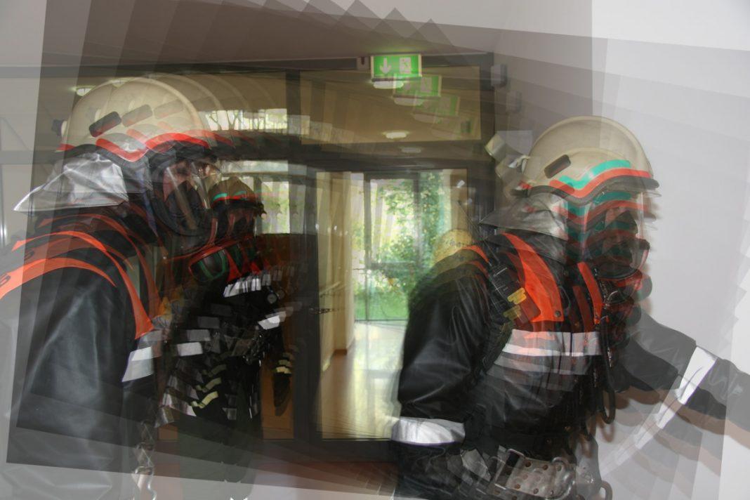 Sozialzentrum Mieming - Rauchmelder schlug Alarm, Foto: FF Mieming