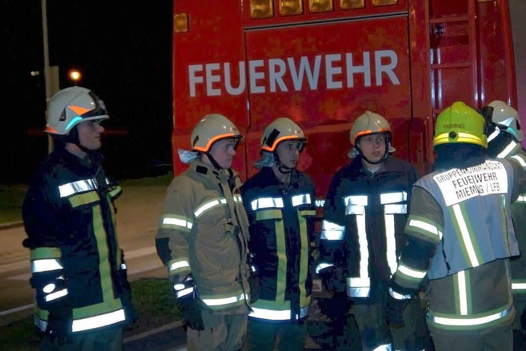 Trafobrand in Barwies - Regionaler Stromausfall, Foto: FF Mieming